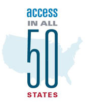 Access in all 50 states